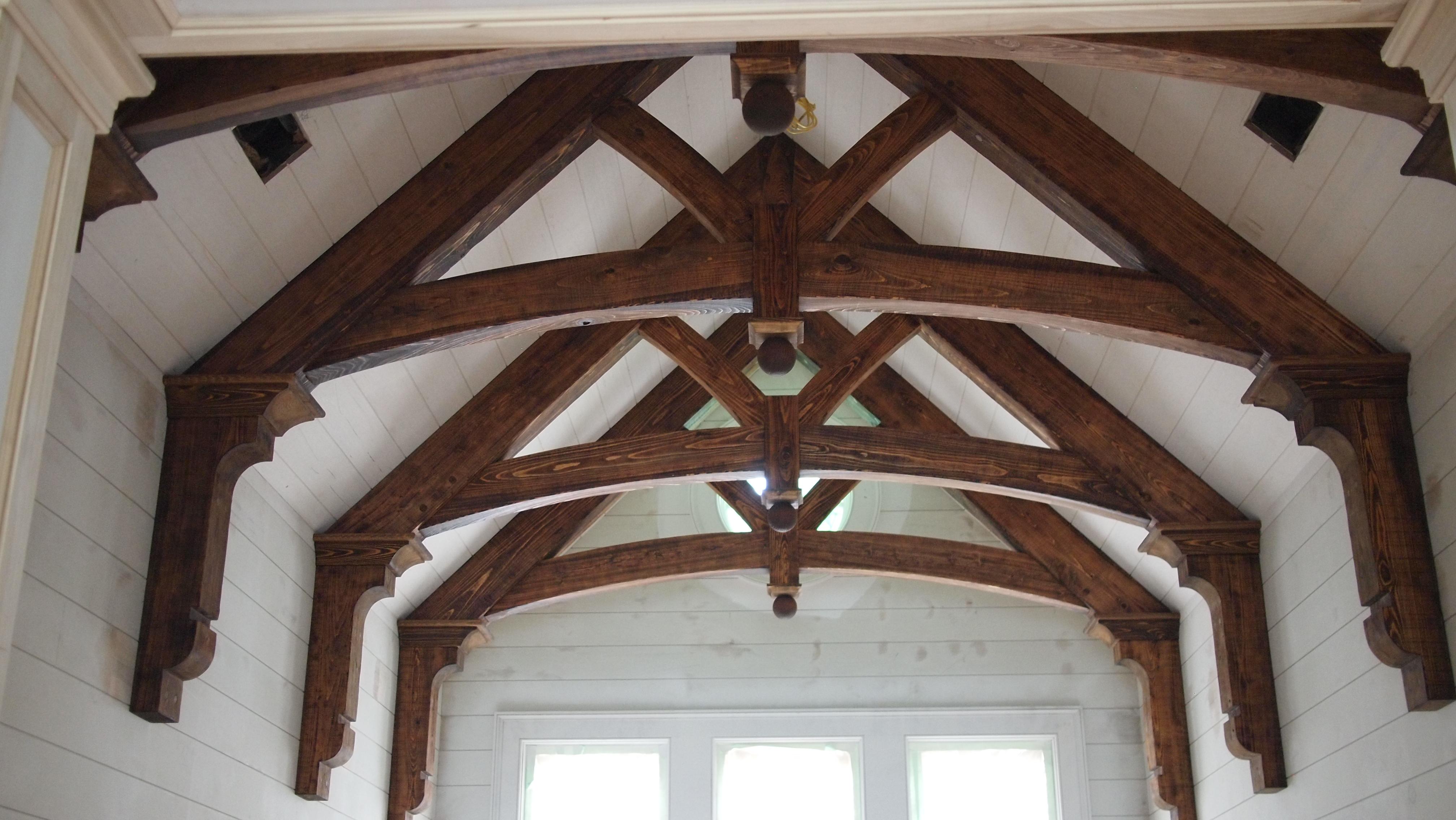 Timber Frame Design And Build Portfolio